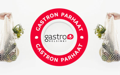 Food Waste Tracker was selected as Gastro's Best Products