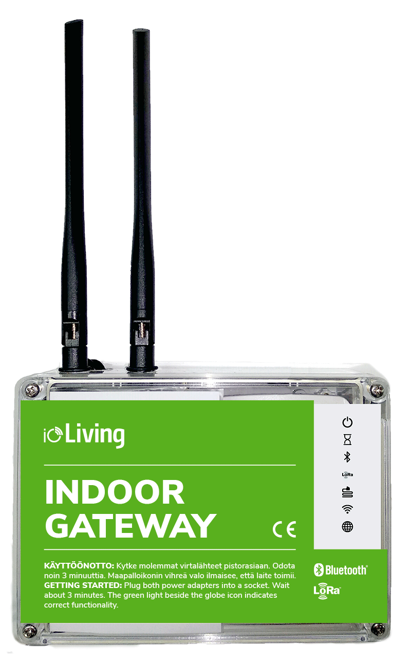 ioLiving Indoor Gateway